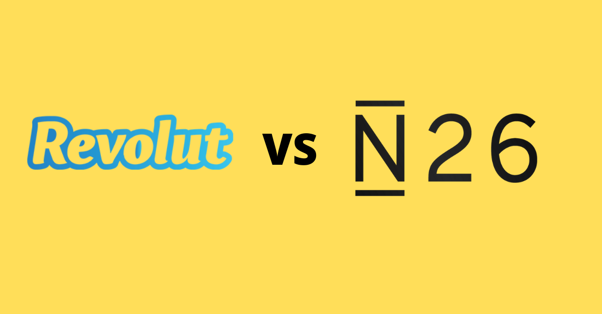 ccomparatif revolut vs N26